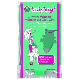 WL Ladybag Pocket WC 2 Pieces Women