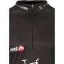 fahrrad.de Basic Team Trikot Damen schwarz