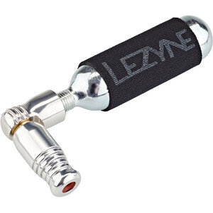 Lezyne Trigger Speed Drive CO2 Pumpe silver silver