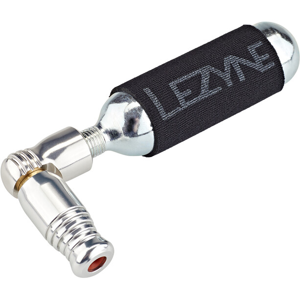 Lezyne Trigger Speed Drive CO2 Pumpe silver