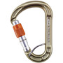 Climbing Technology Concept SGL Carabiner with Spring hard coating