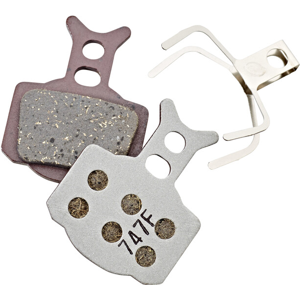 Formula Disc Brake Pads Kit Organic incl. Aluminum Base Plates & Spring