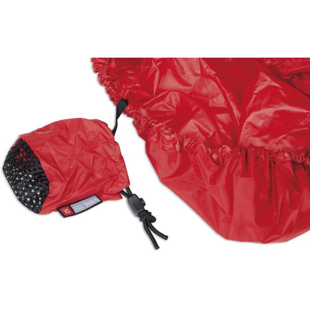 Tatonka Rain Flap XS red