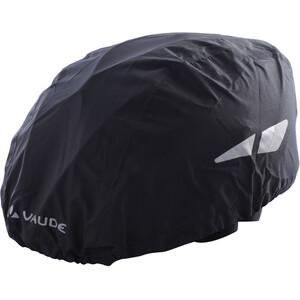 VAUDE Helm Regenüberzug black black