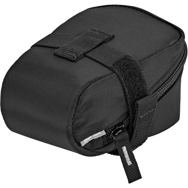 VAUDE Tube Bag M Satteltasche schwarz