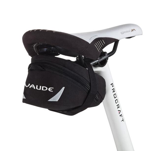 VAUDE Tube Bag M Satteltasche black
