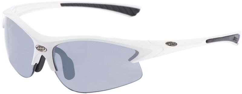 BBB Impulse BSG-38 Sonnenbrille Small weiß Sonnenbrillen  2973253867