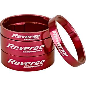 Reverse Ultra Light Spacer Set rot rot