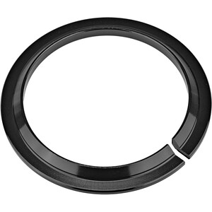"Reverse Twister Crown Race Ring 1.5"" black"