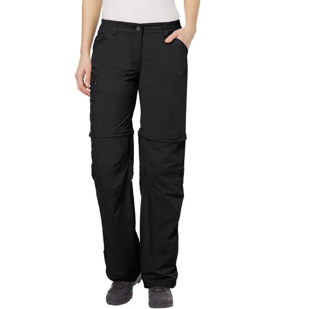 VAUDE Farley IV ZO Pants Women, black