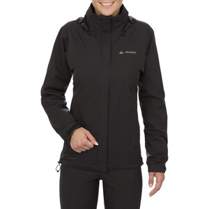 VAUDE Escape Light Jacke Damen black black