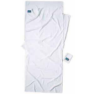 Cocoon TravelSheet Silk Cotton weiß weiß
