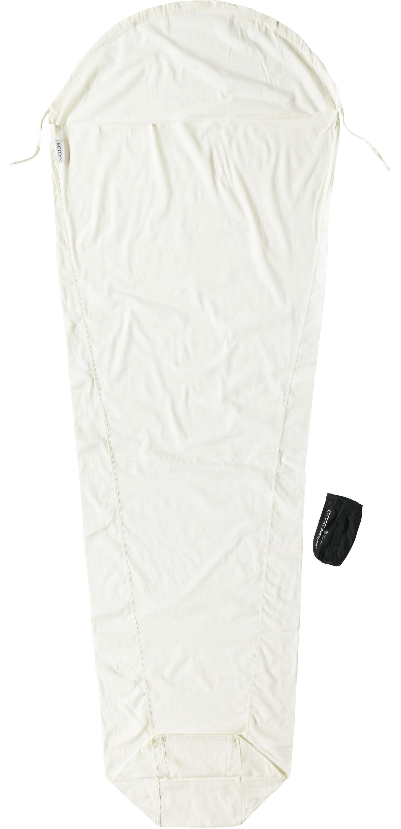 cocoon drap sac de couchage en coton cru sur. Black Bedroom Furniture Sets. Home Design Ideas