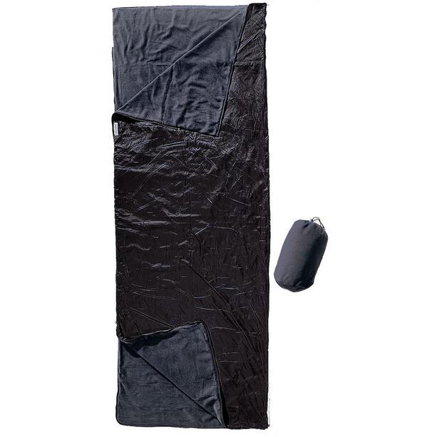 Cocoon Outdoor Decke/Schlafsack black/slate blue