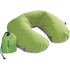 Cocoon Air Core Repose-tête en U Ultra léger, vert/gris vert/gris