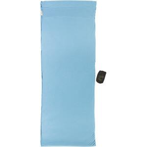 Cocoon Insect Shield TravelSheet Fundas para sacos CoolMax, azul azul