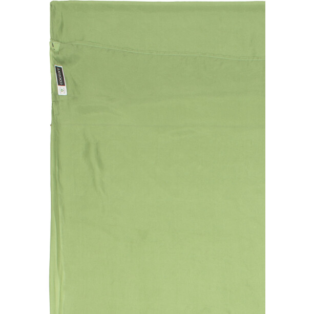 Cocoon Insect Shield TravelSheet Inlet Silk grün