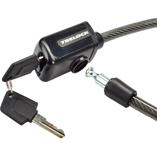 Trelock K1 60/10 Kabelschloss ZK 432 Silverline