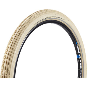 "SCHWALBE Fat Frank タイヤ Active 26"" SBC, wire bead クリーム"