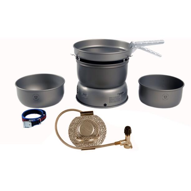 Trangia 25-1 HA ALU Storm Cooker Ultralight Aluminum with Gas Burner