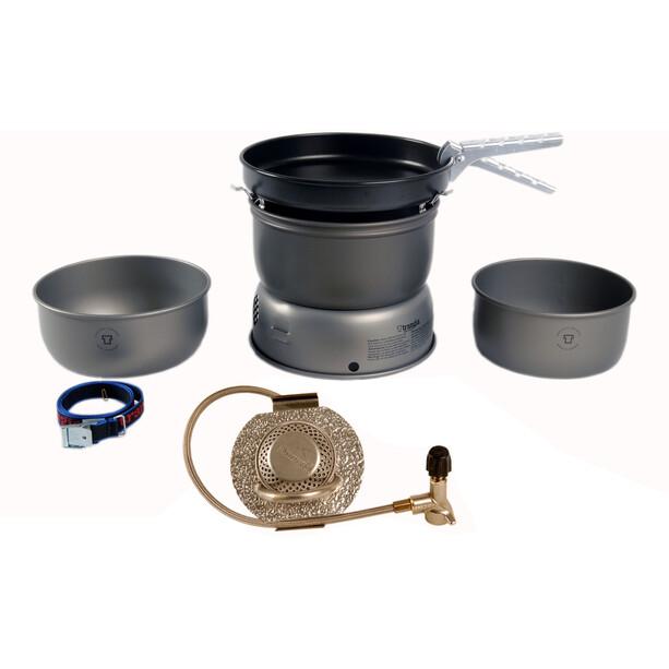 Trangia 25-3 HA ALU Storm Cooker Ultralight, Aluminium med gasbrännare
