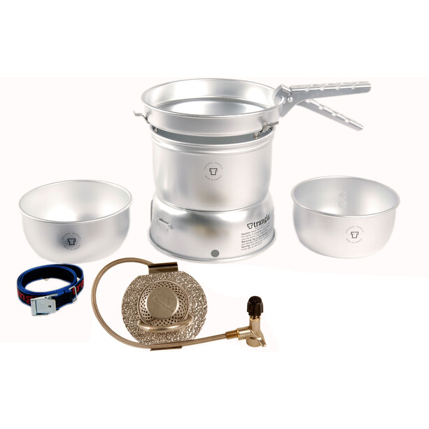 Trangia 27-1 UL ALU Storm Cooker Ultralight Aluminum with Gas Burner