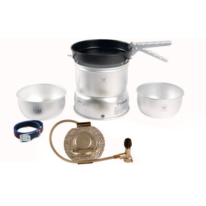 Trangia 27-3 HA ALU Storm Cooker Ultralight Aluminum with Gas Burner