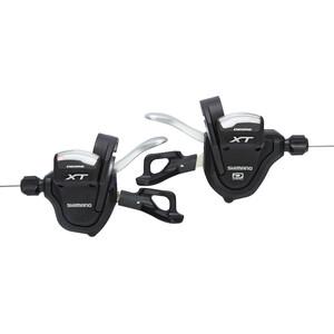 Shimano Deore XT SL-M780PA Schalthebel Set schwarz schwarz
