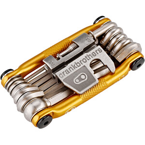 Crankbrothers Multi-17 Multi Tool gold gold