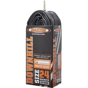 "Maxxis Downhill Tube 24x2,50/2,70"" black black"