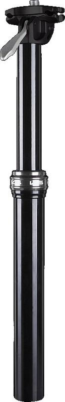 Kind Shock Dropzone Setepinne 300/75/Ø31.6 mm Svart 300 mm 2018 Racer Setepinne