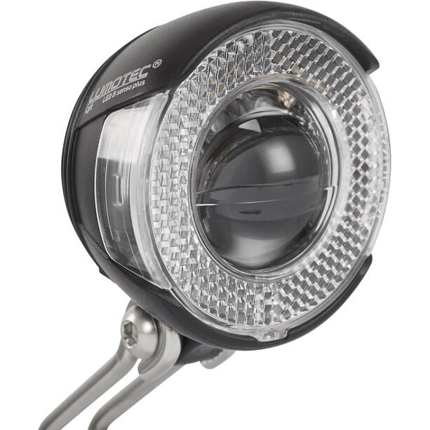 Busch + Müller Lumotec Lyt B N senso plus LED-Scheinwerfer schwarz