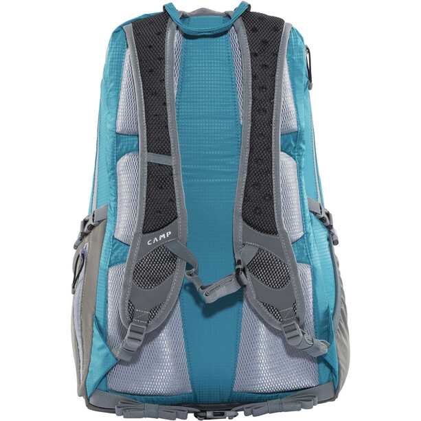 Camp Rox Climb Rucksack petrol blue/grey