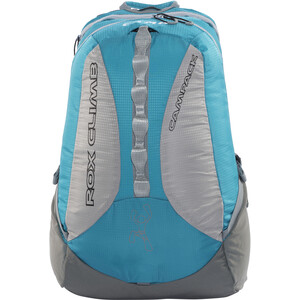 Camp Rox Climb Rucksack petrol blue/grey petrol blue/grey