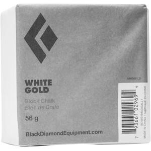 Black Diamond Solid White Gold Lohko 56g
