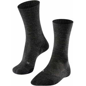 Falke TK2 Wool Trekking Socken Damen grau grau