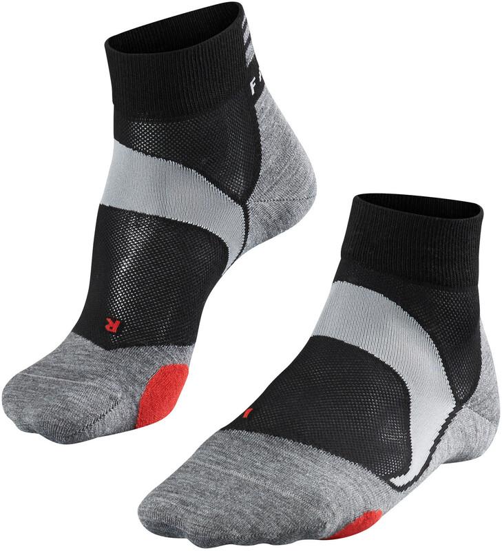 Falke BC5 Biking Socks black-mix EU 44-45 2019 Socken, Gr. EU 44-45