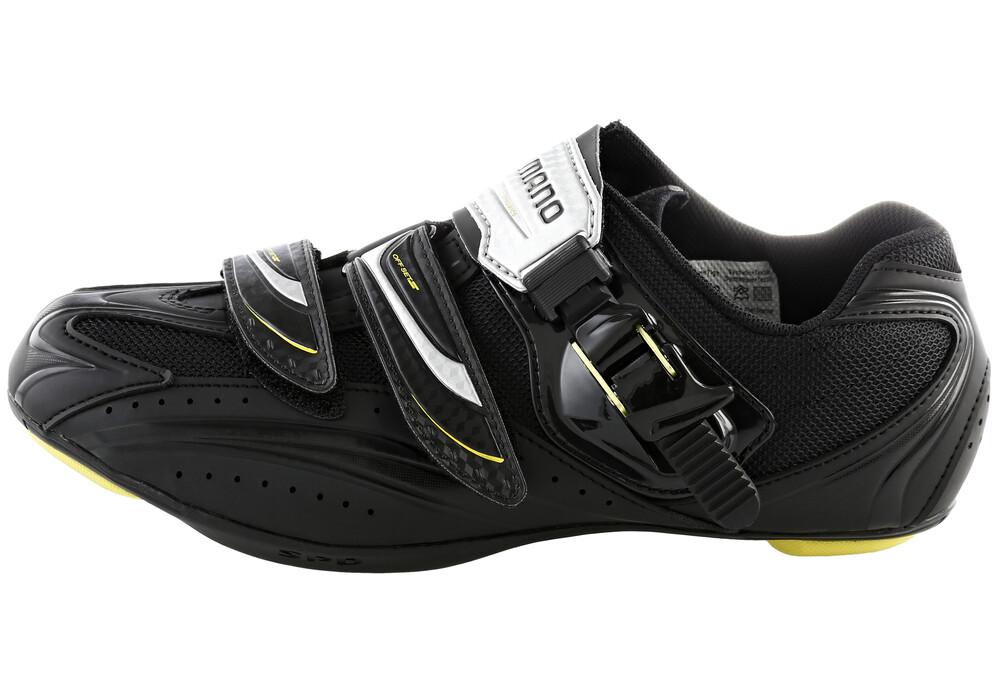 shimano sh rt82 chaussures v lo de route noir boutique de v los en ligne. Black Bedroom Furniture Sets. Home Design Ideas