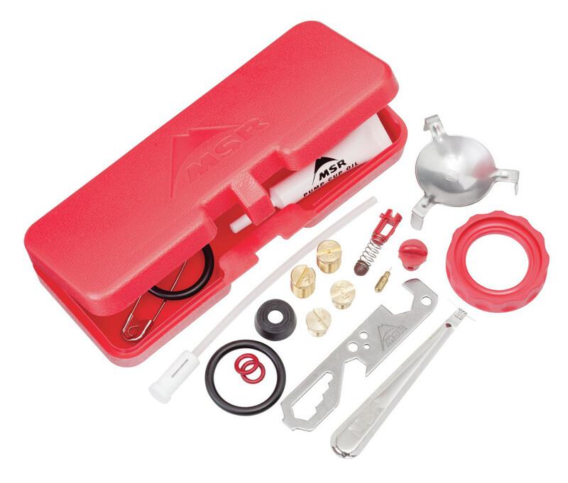 MSR Expedition Service Kit Werkzeugkoffer XGK/XGK EX Grill Zubehör 11816