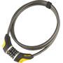 Onguard Akita 8042 Zahlen-Kabelschloss 185cm Ø10mm