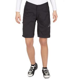 Endura Hummvee Lite Shorts mit Innenhose Damen schwarz schwarz