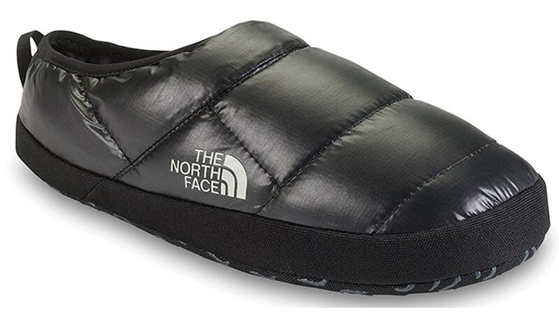 NSE Tent Mule III Shoes Men Shiny Black/Black XL 2018 Haus- & Hüttenschuhe