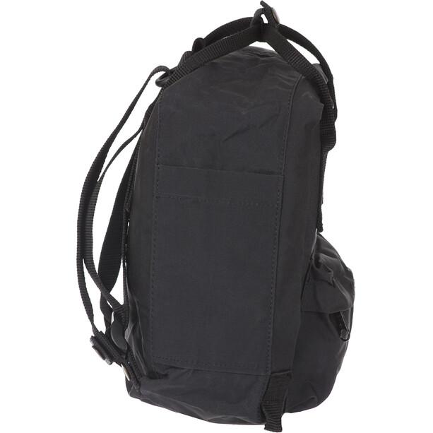 Fjällräven Kånken Mini Backpack Barn black