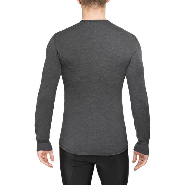 Woolpower 200 Rundhalsshirt grey