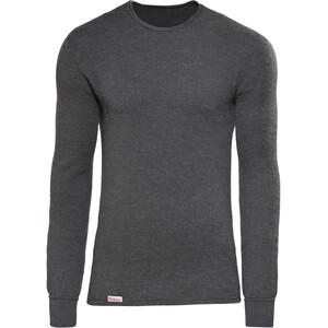 Woolpower 200 Rundhalsshirt Herren grey grey