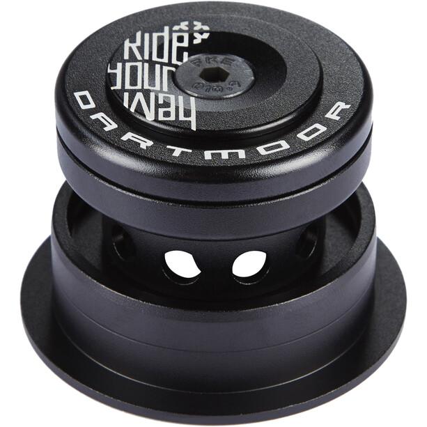 DARTMOOR Flash Headset EC34/28.6 | ZS49/30 black