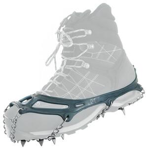 Snowline Spikes Chainsen Pro Crampons S, bleu bleu