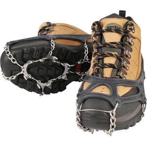 Snowline Spikes Chainsen Pro Grödel XL schwarz schwarz
