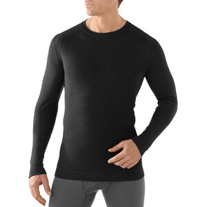 Smartwool Merino 250 Baselayer Rundhals Herren black black