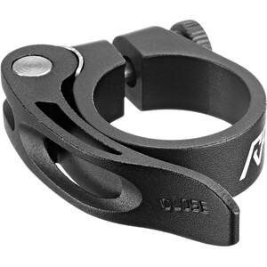 Cube RFR Seat post clamp mit Schnellspanner black black
